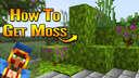 Minecraft 1.17 Moss Showcase Minecraft Blog