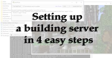 [Tutorial] How to set up a locally hosted building server in minutes Minecraft Blog