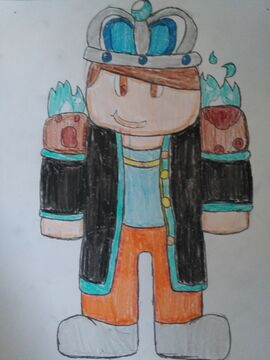 My Minecraft character in switch Drawn Minecraft Blog