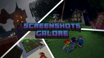 Screenshots Galore Minecraft Blog
