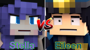 Enchantress Stella Vs. Officer Eileen (Battle of Eilemonty's Voice Actors) Minecraft Blog