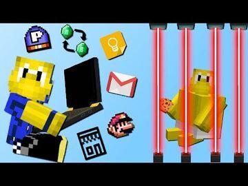 Laptop Mod! (Gefängnis App Minecraft Blog
