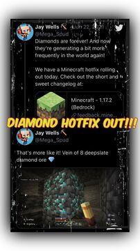 Minecraft - 1.17.2 (Bedrock) Minecraft Blog