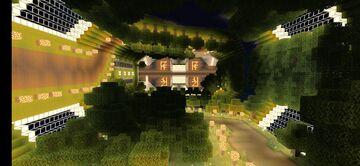 Space Settlement RyanMinecraft71 Minecraft Blog