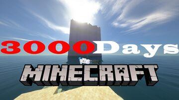 I SPENT 3000 DAYS IN MINECRAFT Minecraft Blog