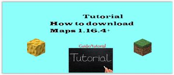 Map Guide | Tutorial How To Download .zip Maps | Versions 1.12 - 1.16.4+ Minecraft Blog