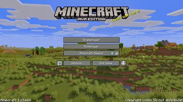 Minecraft Fanmade Custom Title Screen (Summer Theme) Minecraft Blog