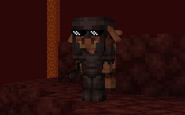 op baby piglin Minecraft Blog
