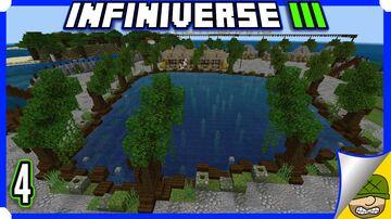Lake It Or Not   4   Minecraft Infiniverse S3 Minecraft Blog