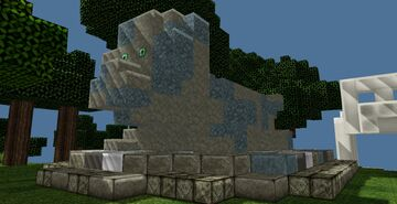 EXCLUSIVE STORY - A Statue's Journey Minecraft Blog