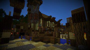 Pirate town Minecraft Blog
