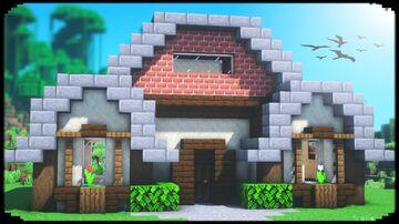 Easy Simple House Minecraft Blog