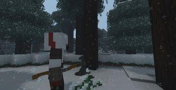 God of war Minecraft Blog