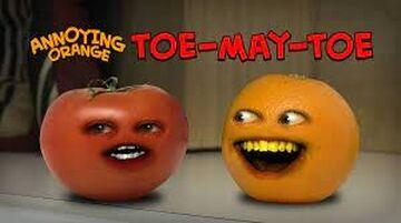 TOE-MAY-TOE by Dane Boe & Annoying Orange Minecraft Blog