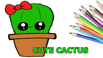 Cute Cactus Step by Step Minecraft Blog