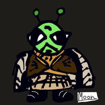 An Alien OC that looks like Shrek (Popular Reel! 🌙) Minecraft Blog