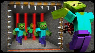 Minecraft: 10 Zombie Traps Minecraft Blog