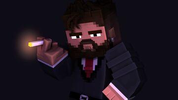 -+ StarzBoy render +- Minecraft Blog