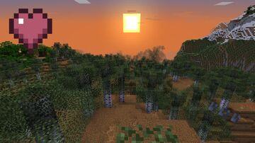 Stay True texture pack: Plain birch leaves part 2 — Penguin Boogaloo Minecraft Blog