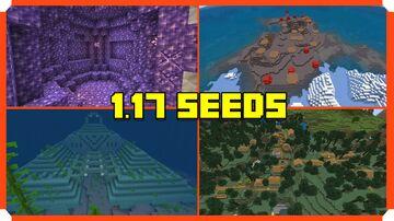 Minecraft Bedrock Edition 1.17 Seed #7 Minecraft Blog