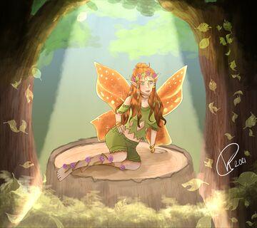 Firefly Forest: FantasyFireflyArt (contest) (Entry) Minecraft Blog