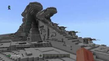 1/4 scale Star Wars Secutor Minecraft Blog
