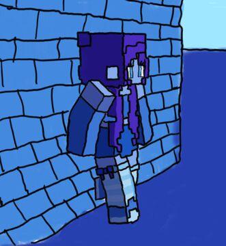 When I'm Blue~ Minecraft Blog