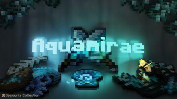 Aquamirae Mod - Cover Minecraft Blog