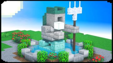 a Fountain Minecraft Blog