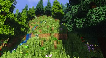 [Tutorial] World-Edit - Planting flowers with commands easily in seconds (2.0) Minecraft Blog