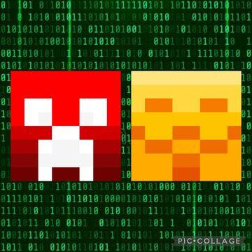 Chose  [ Anti VIRUS creeper vs. Royal hacker ] Minecraft Blog