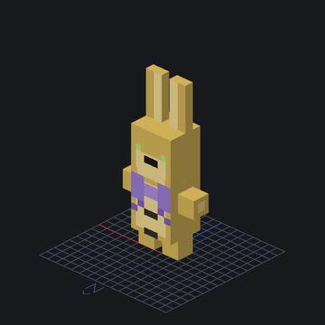 spring bonnie plush Minecraft Blog