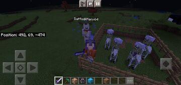 daffodilmanx64 & showingcap86495 found rare thing Minecraft Blog