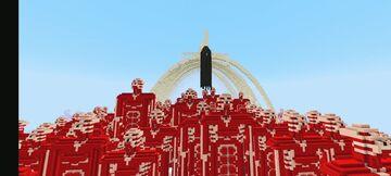 How to build EREN'S FOUNDING TITAN using Command Block! Minecraft Blog
