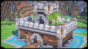 Survival Castle Minecraft Blog