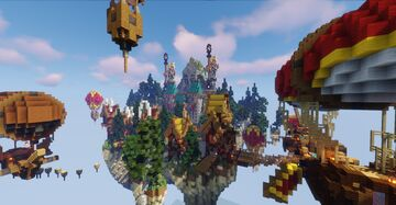 Skyland Project Minecraft Blog
