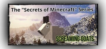 Minecraft's Screaming Goats Were Created Using Real Screaming Goats Minecraft Blog