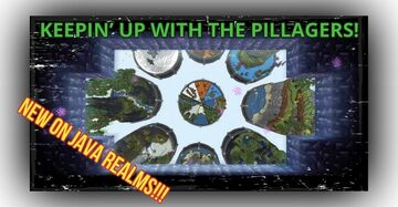 NEW ON JAVA REALMS: KEEPIN' UP WITH THE PILLAGERS! Minecraft Blog