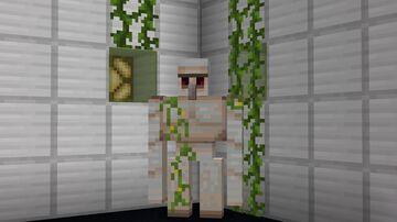 Automatic Iron Golem Farm Minecraft Blog