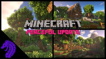 What if minecraft 1.18 is a peaceful update? My ideas! (part 1) Minecraft Blog