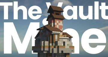 The Vault Mine - Fixing the seed and saplings issue with McMeddons maps Minecraft Blog