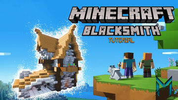 Minecraft Blacksmith Medieval Minecraft Blog