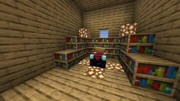 My Hidden Enchanting Room Room thing. Minecraft Blog
