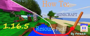 How To: Make a Texture Pack in 1.16.5! Minecraft Blog