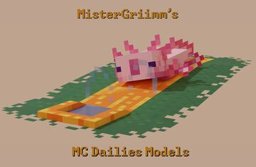 MC Dailies - Daily Blockbench 3D models Minecraft Blog
