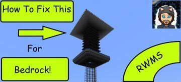 Fixed Java Mob Farm To Work on Bedrock. Minecraft Blog