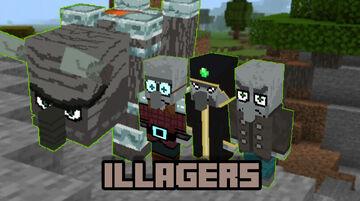 Refract Illagers Minecraft Blog