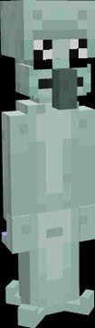 A zombie squidward Minecraft Blog