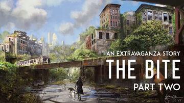 The Bite, Part 2 - Chiaroscuro Writing Extravaganza Minecraft Blog