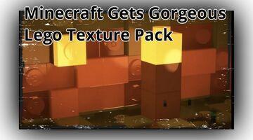 Minecraft Gets Gorgeous Lego Texture-pack Minecraft Blog